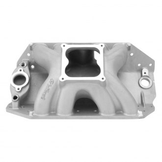 Edelbrock® - Big Victor Series Spread-Port Intake Manifold