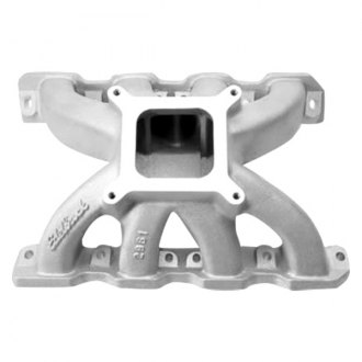 Edelbrock® - Victor Spider Polished Single Plane Intake Manifold