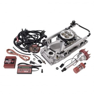 Edelbrock® - Pro-Flo 2™ Satin Multi-Point EFI System