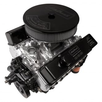 Edelbrock® - Signature Series 383 9.5:1 Crate Engine 460 HP & 460 TQ