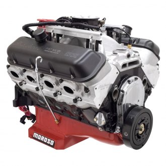 Edelbrock® - Musi 555 RPM EFI 10.0:1 Crate Engine 697 HP & 643 TQ