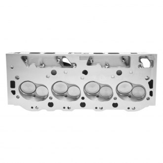 Edelbrock® - Performer & RPM High-Compression 454-O Satin Cylinder Head