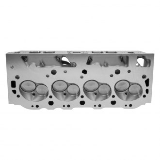 Edelbrock® - Performer RPM 454-R Satin Cylinder Head