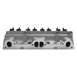 Edelbrock® - Performer D-Port Cylinder Head