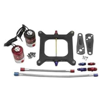 Edelbrock® - Performer Carb/Plate Nitrous System Upgrade Kit