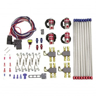 Edelbrock® - Victor Direct Port Nitrous System