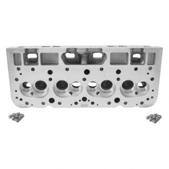 Edelbrock® - 15 Degree Pro Port Raw Cylinder Heads
