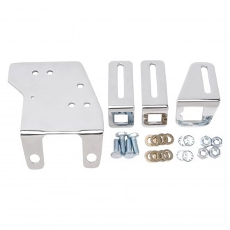 Edelbrock® - Throttle Cruise Control and Transmission Kickdown Mounting Bracket