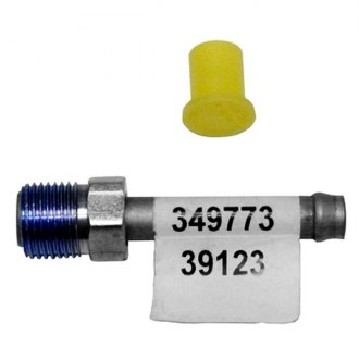 Edelmann® - Power Steering Pressure Line End Fitting - From Gear