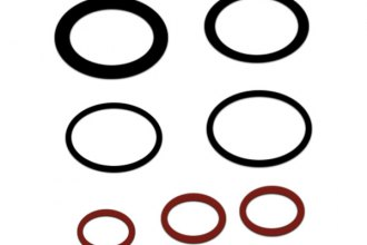 Edelmann® - Power Steering Gear Control Valve Seal Kit