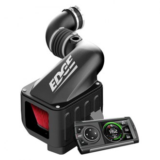 Edge® - Jammer™ Stage 1 Performance Cold Air Intake System and Evolution CS2 Programmer