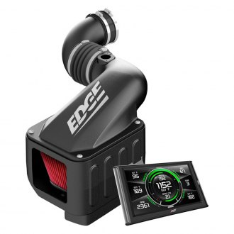 Edge® - Jammer™ Stage 1 Performance Cold Air Intake System and Evolution CTS2 Programmer