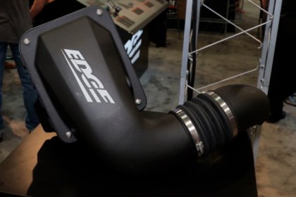Edge® Jammer Cold Air Intake at SEMA 2016 (Full HD)
