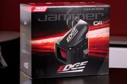 Edge® Jammer Cold Air Intake