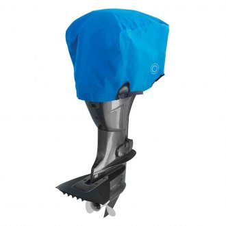 Outboard motor covers carid eevelle wake m1 blue 50 115 hp motor cover sciox Image collections