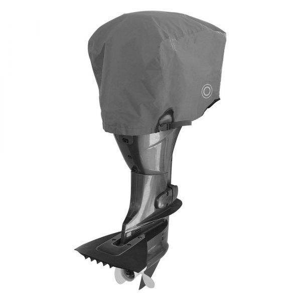 Eevelle® - Wake™ M1™ Gray 115-225 HP Motor Cover