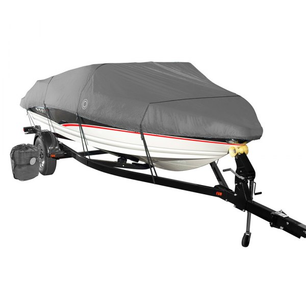 Eevelle® - Wake™ Monsoon™ Stealth Gray Boat Cover