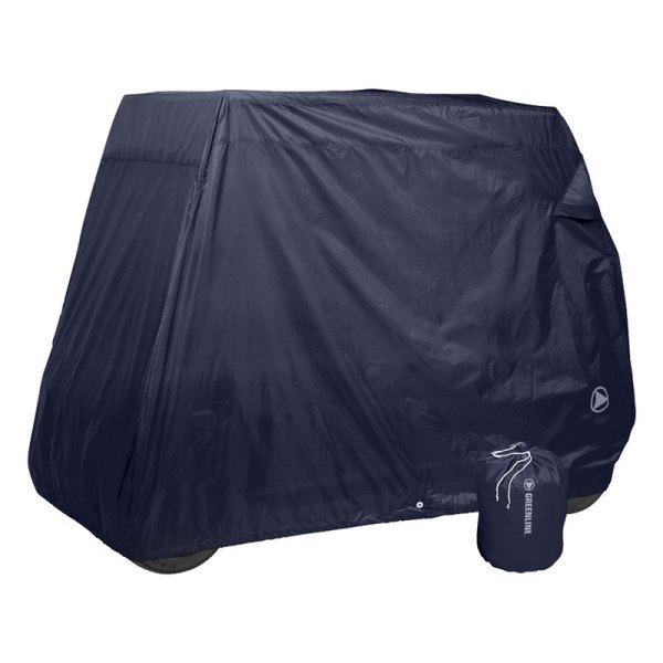 Eevelle® - Greenline™ 2-Person Navy Golf Car Cover