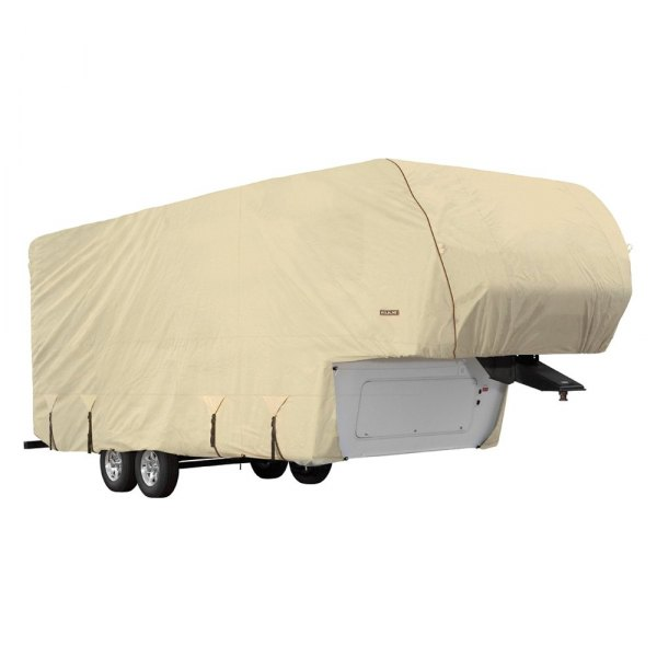 Eevelle® - Goldline™ 5th Wheel Tan Trailer Cover