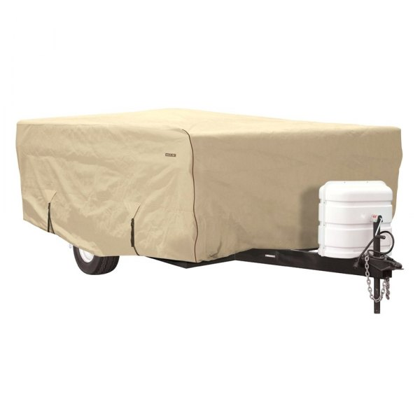 Eevelle® - Goldline™ Tan Pop Up Camper Cover
