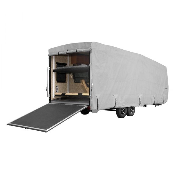 Eevelle® - Goldline™ Toy Hauler Gray Trailer Cover