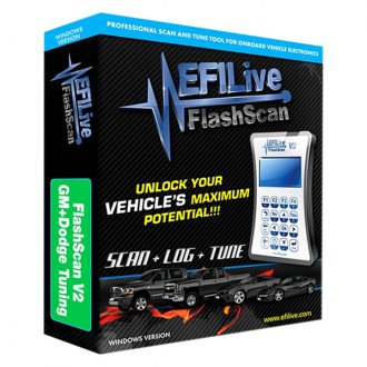 EFILive® - FlashScan V2 Device