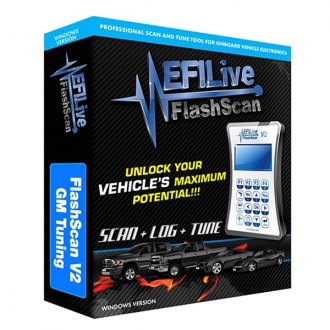 EFILive® - FlashScan V1 PCM License