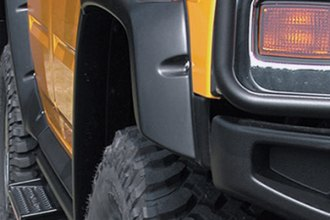 "E&G Classics® - ""Off Road Style"" Fender Flares (Unpainted)"