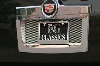 E&G Classics® 1009-0710-07 - Rear License Tag Surround