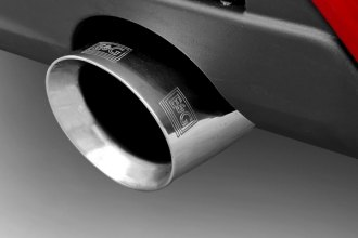 E&G Classics® - Stainless Steel Dual Exhaust Tips
