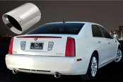 E&G Classics® - Stainless Steel Exhaust Tip Set