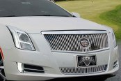 E&G Classics® - 2-Pc Classic Polished Billet Grille Kit
