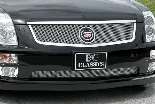 E Amp G Classics 174 Cadillac Sts 2005 2007 Chrome Fine Mesh Grille