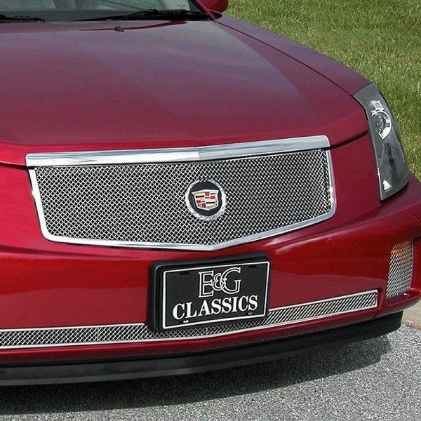 Cadillac Cts Grill – Jerusalem House