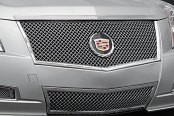 "E&G Classics® - 2-Pc ""E-Series"" Chrome Heavy Mesh Grille Kit"