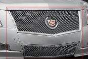 "E&G Classics® - ""E-Series"" Chrome Heavy Mesh Grille"