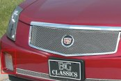 E&G Classics® - Classic Chrome Mesh Driving Light Covers