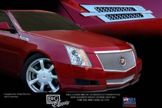 E&G Classics® - Ultimate Series CNC Machined Mesh Grilles