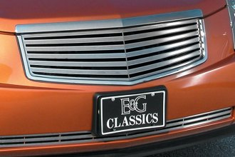 "E&G Classics® - 3D ""Z"" Style Polished Grille Kit"