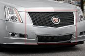 "E&G Classics® - Black Ice ""E-Series"" Heavy Mesh Grille"
