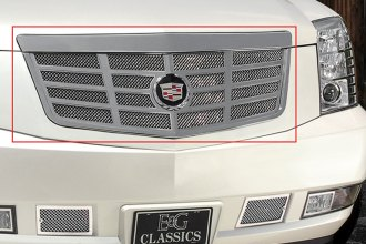 E&G Classics® - Sixteen Style Chrome Grille
