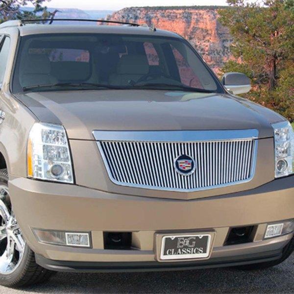Cadillac Escalade 2008 Classic Silver