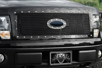 E&G Classics® - E-Power Black Heavy Mesh Grille
