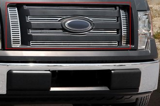 "E&G Classics® - 6-Pc ""Q"" Style Polished Grille"