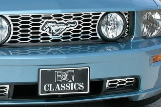 "E&G Classics® - 5-Pc ""Z"" Style Polished Grille Kit"