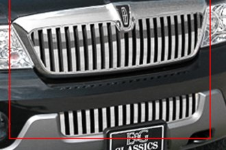 "E&G Classics® - ""Z"" Style Polished Grille Kit"