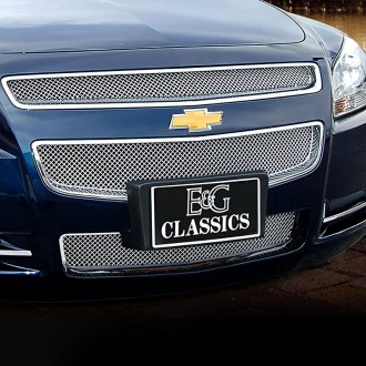 E&G Classics® - 3-Pc Chrome Fine Mesh Grille
