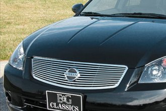 "E&G Classics® - ""Q"" Style Polished Grille"
