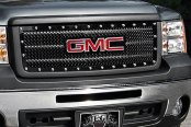 E&G Classics® - E-Power Black Heavy Mesh Grille - 1500