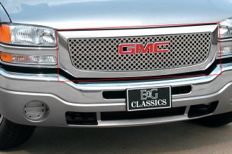 "E&G Classics® - ""Z"" Style Polished Grille"